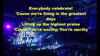 Planetshakers - New Era (live + lyrics video)