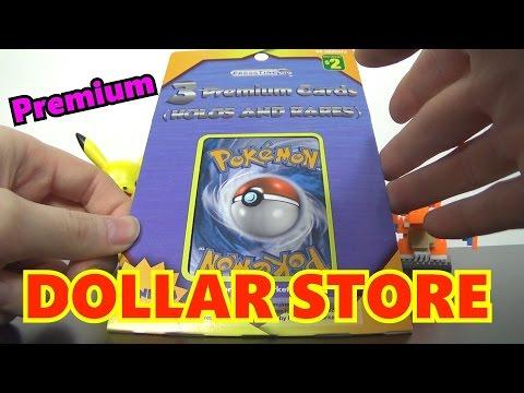 Pokemon Dollar Store Packs - $2 Premium Cards [Cheapydee's Corner]