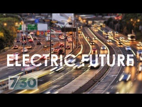 Is Australia&39;s motoring future electric?  730