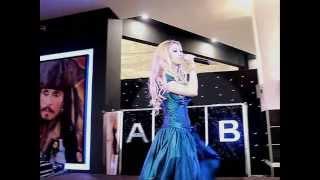 Andreea Balan - Dancing Show - Braila Mall 04.06.11