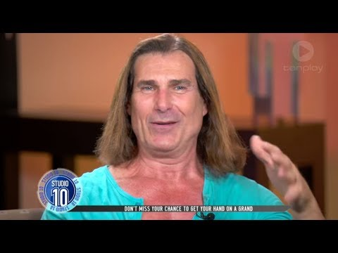 Exclusive Interview w/ The King Of Romance, Fabio Lanzoni | Studio 10