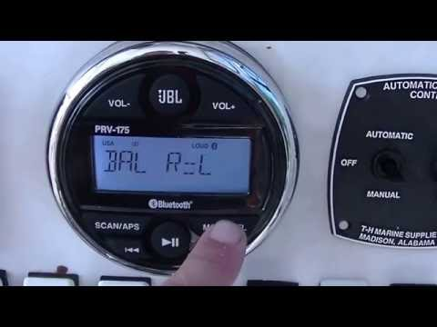 How to: JBL PRV-175, JBL 6510 speakers & Kenwood P-WD250MRW ... Jbl Prv Wiring Diagram on