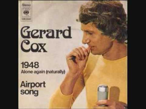Gerard Cox - 1948 (Alone Again Naturally)