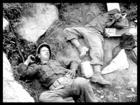 korean war footage 1951 youtube