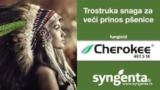 Syngenta - Fungicid Cherokee