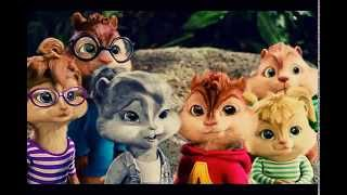 The Chipmunks & Chipettes Bad Romance