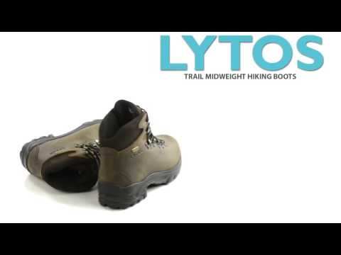 84908855233 Lytos Trail Midweight Hiking Boots - Waterproof (For Men) - YouTube