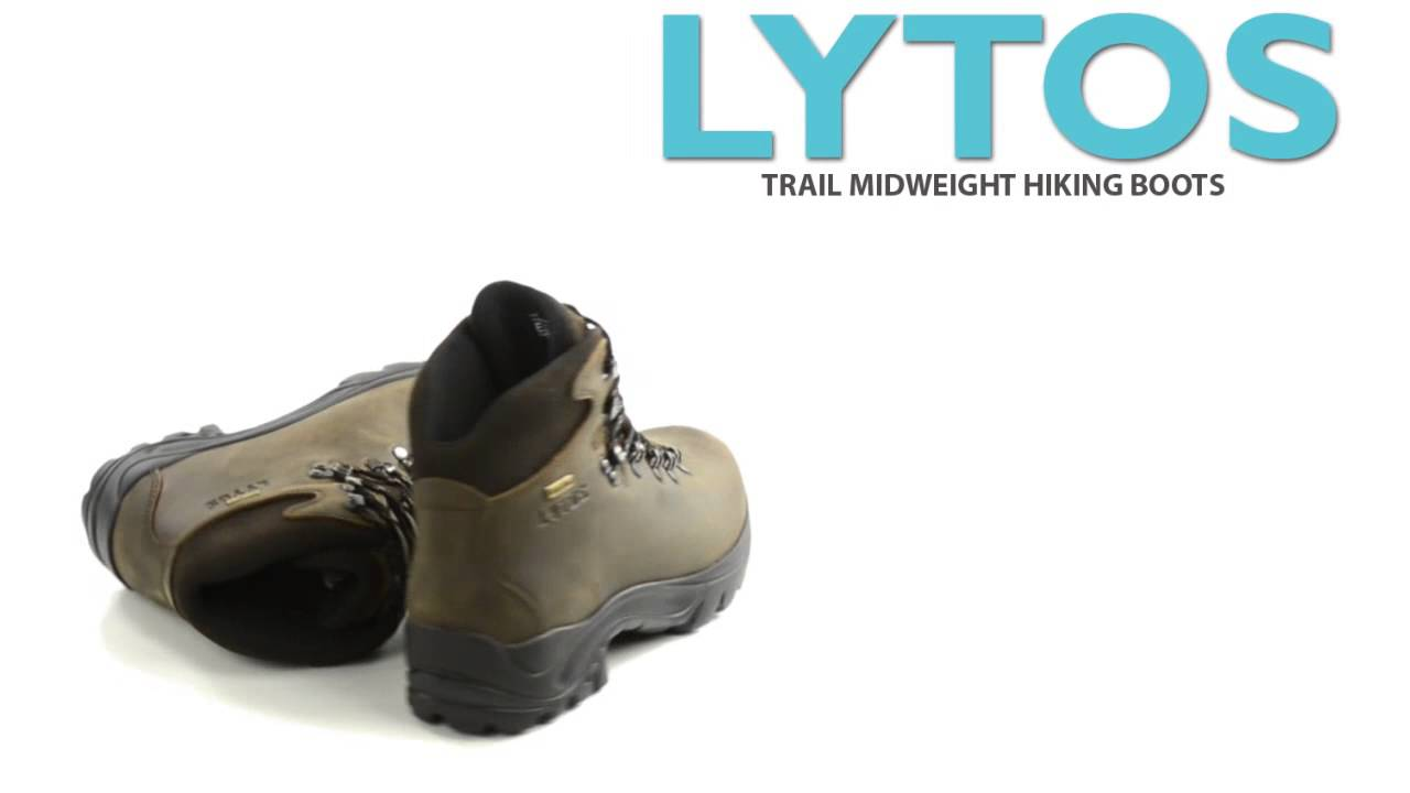 5195eb0d0f0 Lytos Trail Midweight Hiking Boots - Waterproof (For Men)