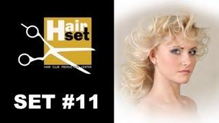 Hair Set #11 (стрижка, вечерняя прическа, выбор проборов в стрижке - GB, RU)(, 2013-02-28T19:45:42.000Z)