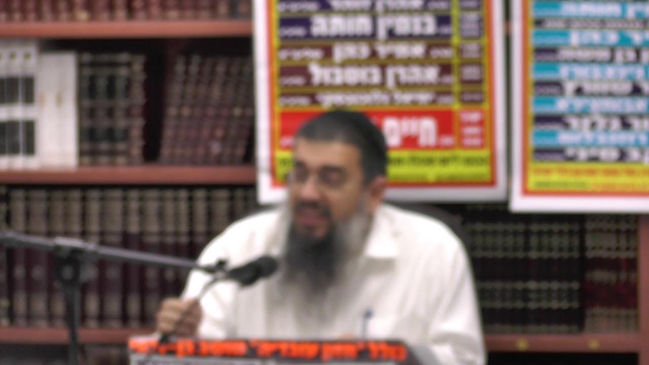 הרב אברהם עובדיה  : פרשת שמיני .