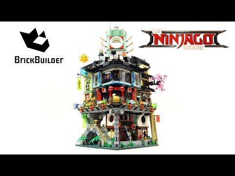 lego ninjago 70620 ninjago city - lego speed build - youtube
