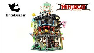 Lego Ninjago 70620 NINJAGO City  - Lego Speed build
