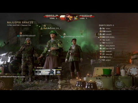 V2-Rockets-125 Today-5 // WW2 \\ Live Elgato // PS4 \\ PL