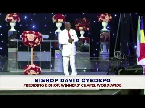 Bishop Oyedepo speaks on Tithing - LATEST