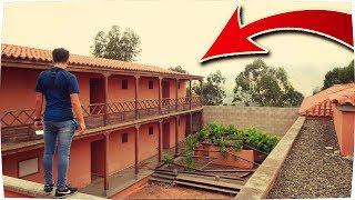 ✔ Visitando HOTEL RURAL ABANDONADO ! - Exploracion Urbana Lugares Abandonados en España