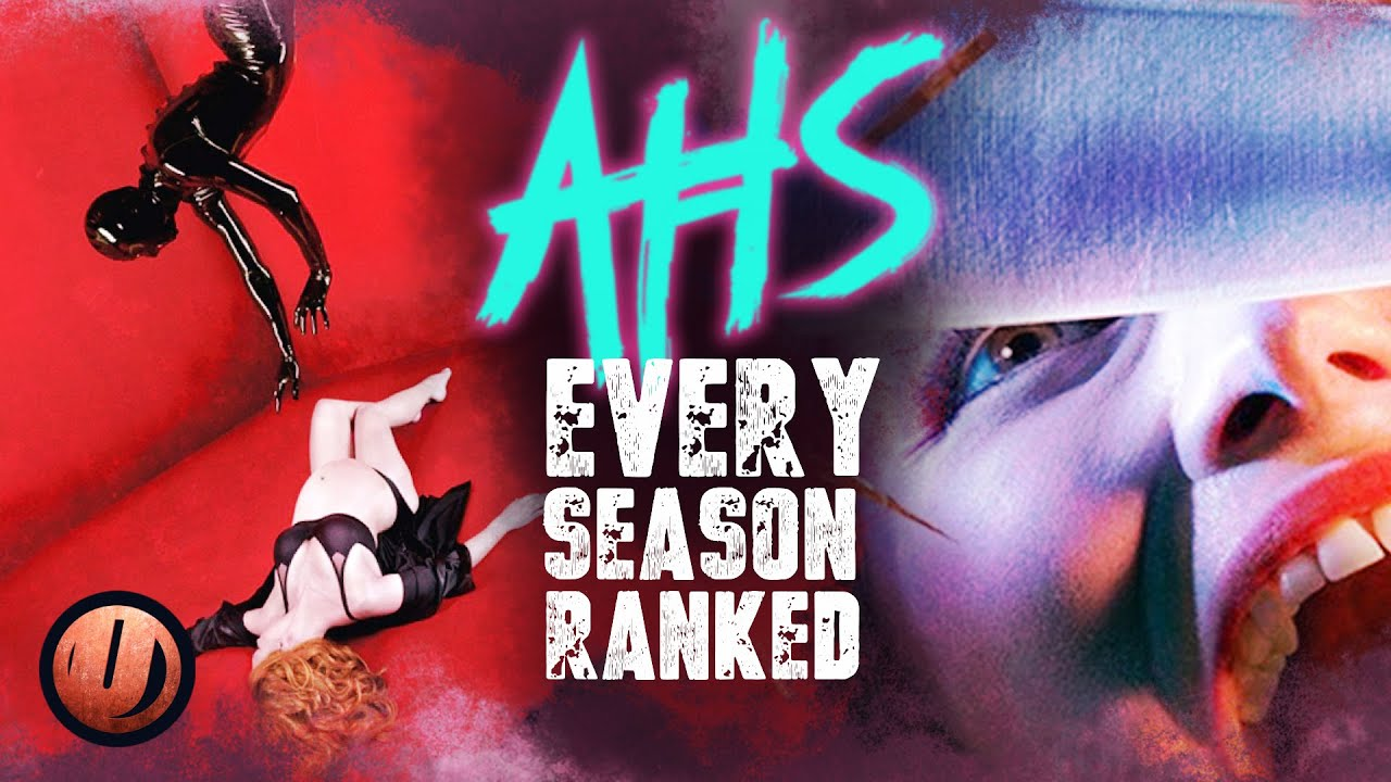 Download Every Season of American Horror Story Ranked! (Murder House to AHS: 1984)