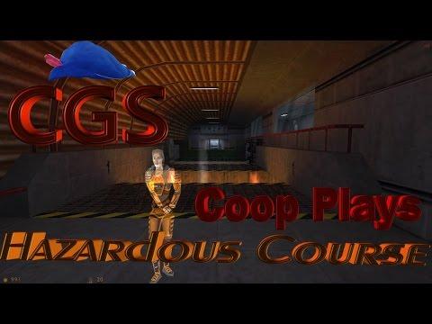 Coop Plays - Hazardous Course (Half-Life mod)