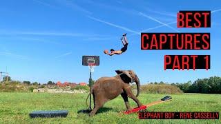 Best of Elephant Boy Rene Casselly Compilation - Best Captures - Part 1