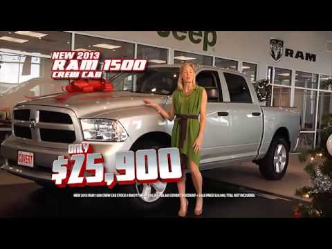 Covert Chrysler Dodge Jeep Ram BIG FINISH 2013