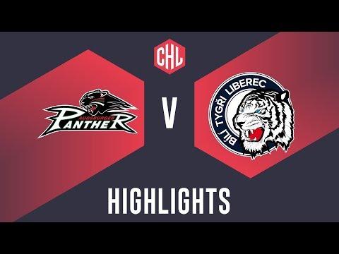 Highlights: Augsburger Panther Vs. Bílí Tygři Liberec