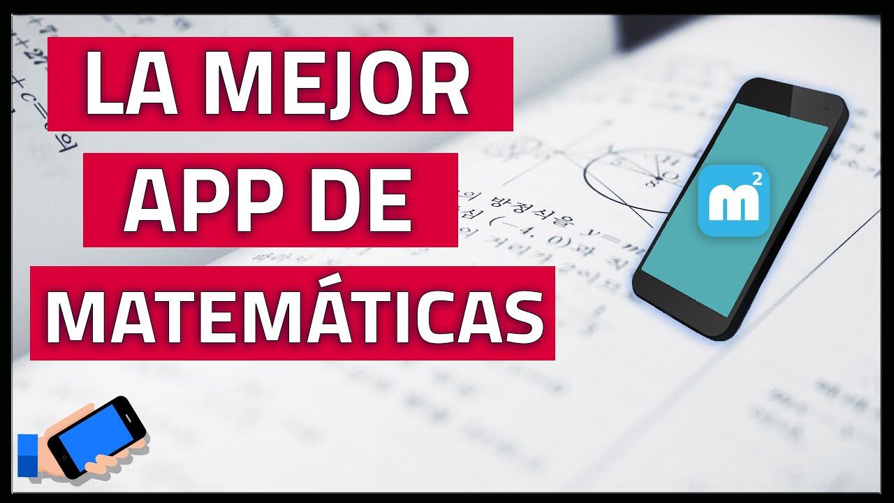 La Mejor Aplicacion Para Resolver Problemas De Matematicas La Mejor App De Matematicas Gratis Youtube