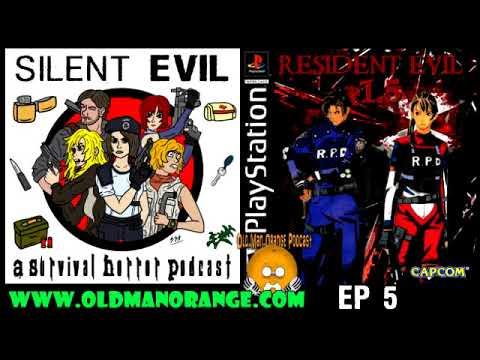 Resident Evil 15 - Silent Evil Episode 5 - A Survival Horror Podcast