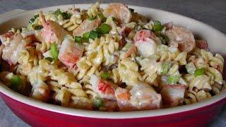 Shrimp & Seafood Pasta Salad