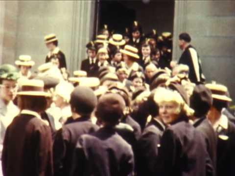 Fahan School 1960 - 1965 Houston Collection