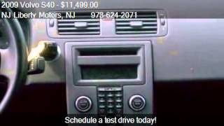 2009 Volvo S40 2.4i - for sale in Newark, NJ 07102