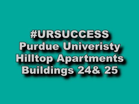 Ursuccess At Purdue University Hilltop Apartments