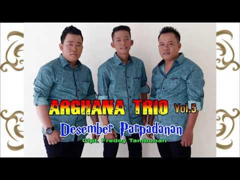 DESEMBER PARPADANAN - ARGHANA TRIO - Mendayu menusuk hati#music