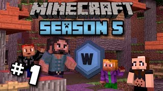 #1 Minecraft | WondermentMC Season 5 - The Message