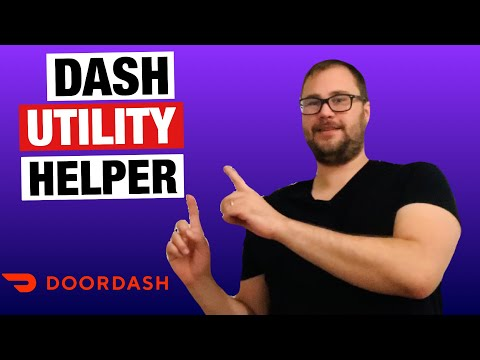 Using Dash Utility For My DoorDash Shift