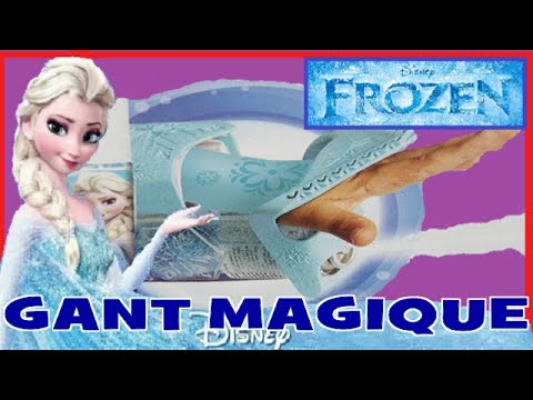 jouet surprise la reine des neiges gant magique disney toys frozen youtube. Black Bedroom Furniture Sets. Home Design Ideas