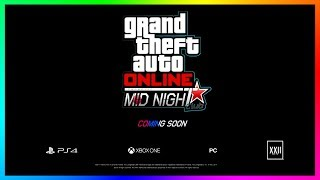 GTA 5 Online - Ballads And Nightly Businesses & The Midnight Club Trailer Concepts! (GTA 5 DLC)