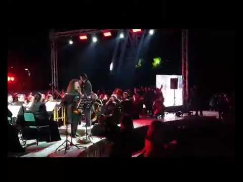 Зиёд Ишанходжаев,Симфорок концерт ,Национальный симфонический оркстр Узбекистана 2018 г.