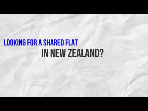 Flatshares in New Zealand