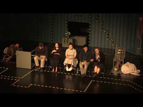 Zulfadli Rashid: Abang of Singapore Malay theatre - Esplanade