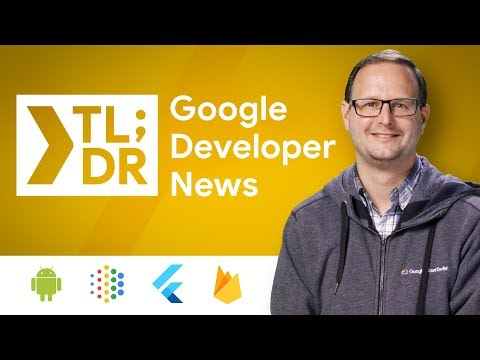 New In Android Jetpack, Android Studio 3.5 Beta, Flutter, & More!