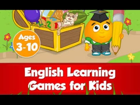 Fun English Language Learning Games For Kids Ages 3 10 To