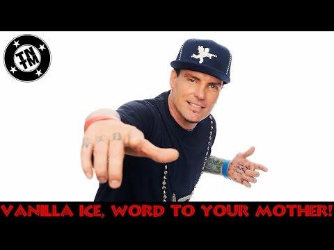 Interview with Vanilla Ice | TNTM COMIC BOOK TALK