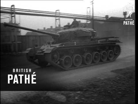 Tank Factory 1950