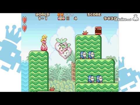 Análisis Super Mario Bros. 2 - NES