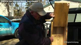 Fort Whyte Alive Wood Duck Boxes