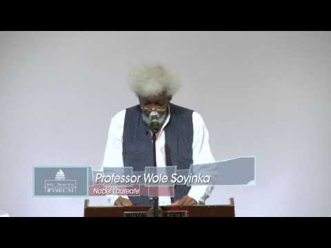 Wole Soyinka and others speak on the Future of Nigeria