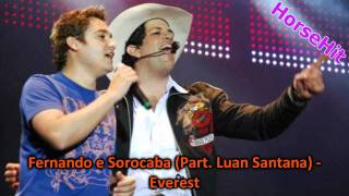 Fernando e Sorocaba (Part. Luan Santana) - Everest