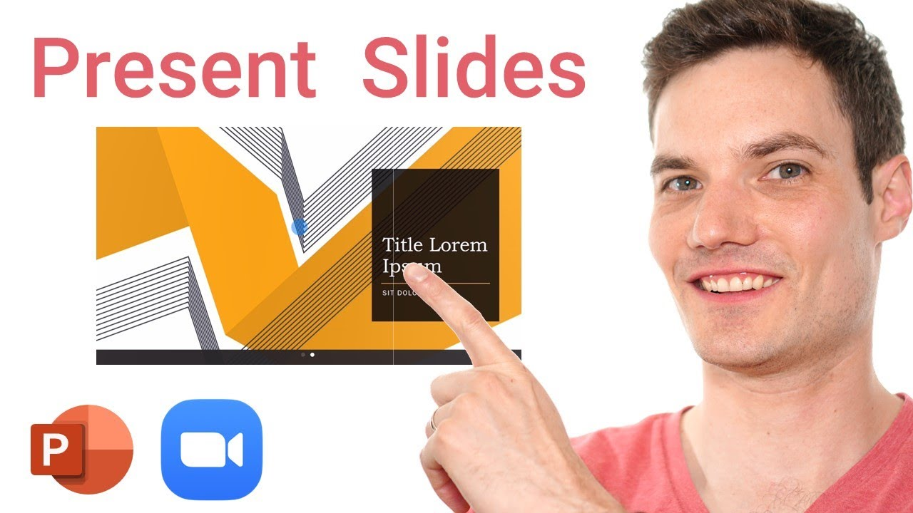 How to properly present PowerPoint slides in Zoom