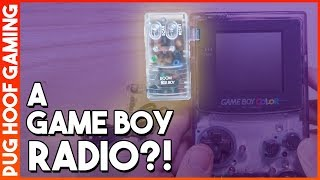 Boom Box Boy Radio Review - An FM Radio For Your Game Boy or Game Boy Color