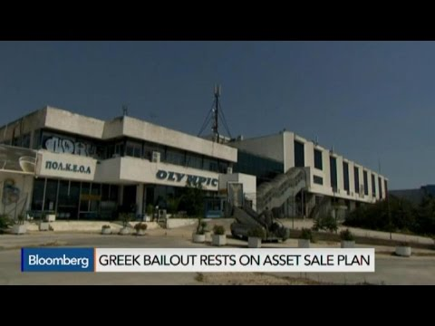 Greek Assets on the Bailout Block: Asking Price $55B