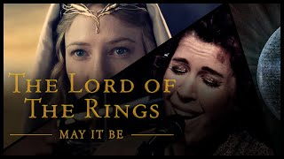 The Lord of the Rings - MAY IT BE // The Danish National Symphony Orchestra & Tuva Semmingsen (LIVE)